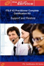 Itil V2 Support and Restore (Ipsr) Full Certification Online Learning and Study Book Course - The Itil V2 Practitioner Ipsr Complete Certification Kit