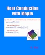 Heat Conduction with Maple