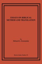 Essays on Biblical Method and Translation