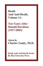 Death and Anti-Death, Volume 11