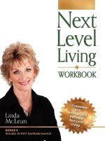Next Level Living Workbook