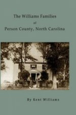 Williams Families of Person County, North Carolina