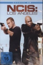 Navy CIS Los Angeles. Season.4.2, 3 DVD