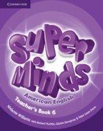 Super Minds American English Level 6 Teacher's Book