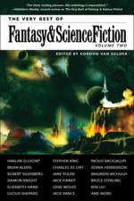 Very Best of Fantasy & Science Fiction, Volume 2