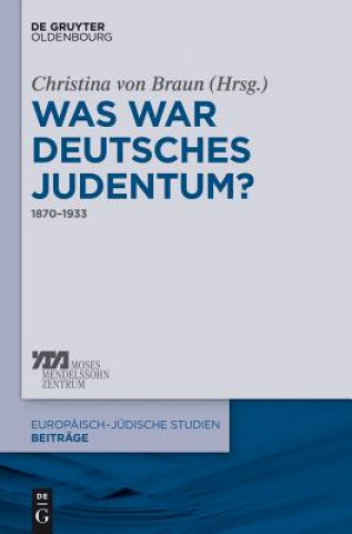 Was war deutsches Judentum?
