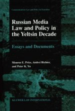 Russian Media Law and Policy in the Yeltsin Decade