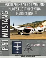 P-51 Mustang Pilot's Flight Operating Instructions