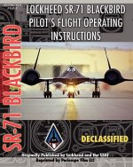 Lockheed SR-71 Blackbird Pilot's Flight Operating Instructions