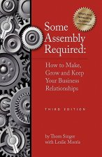 Some Assembly Required 3rd Edition