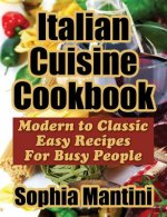 Italian Cuisine Cookbook