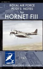 Royal Air Force Pilot's Notes for Hornet Fiii