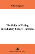 Guide to Writing Introductory College Textbooks