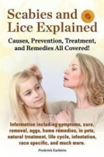 Scabies and Lice Explained. Causes, Prevention, Treatment, and Remedies All Covered! Information Including Symptoms, Removal, Eggs, Home Remedies, in