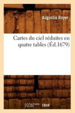 Cartes Du Ciel Reduites En Quatre Tables