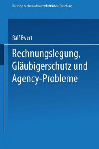 Rechnungslegung, Glaubigerschutz Und Agency-Probleme