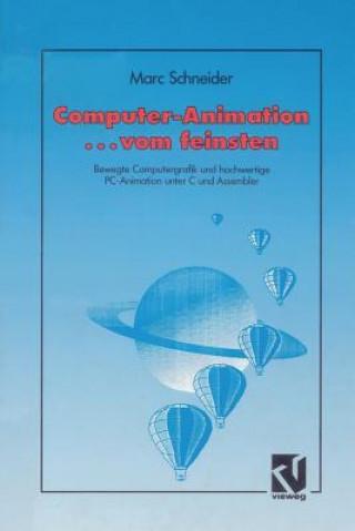 Computer Animation Vom Feinsten