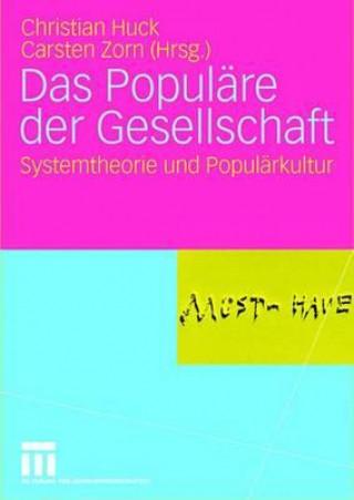 Das Popul re Der Gesellschaft
