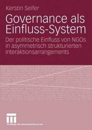 Governance ALS Einfluss-System
