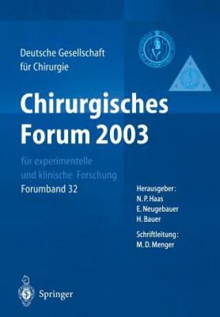 120. Kongress Der Deutschen Gesellschaft Feur Chirurgie