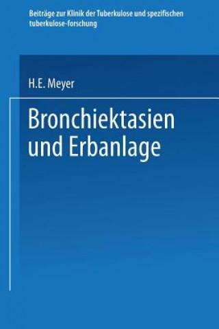 Bronchiektasien Und Erbanlage