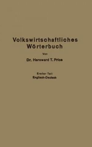 Economic Dictionary / Volkswirtschaftliches W rterbuch