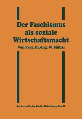Faschismus ALS Soziale Wirtschaftsmacht