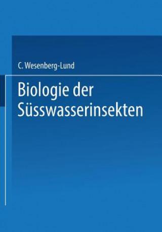 Biologie Der Susswasserinsekten