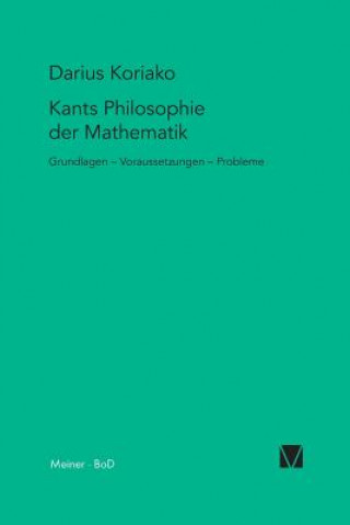Kants Philosophie der Mathematik