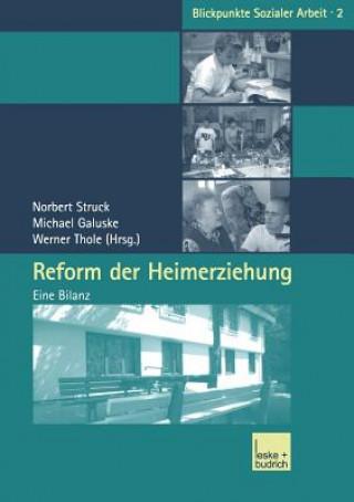 Reform Der Heimerziehung