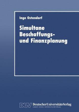Simultane Beschaffungs- Und Finanzplanung