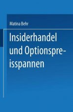Insiderhandel Und Optionspreisspannen
