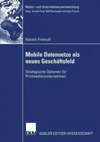 Mobile Datennetze ALS Neues Geschaftsfeld