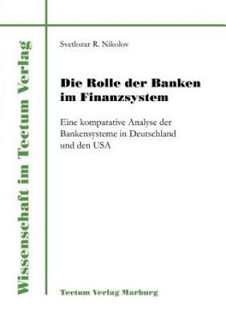Rolle Der Banken Im Finanzsystem