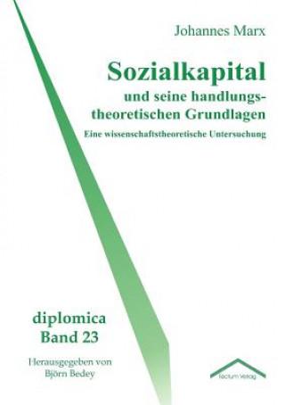 Sozialkapital Und Seine Handlungstheoretischen Grundlagen