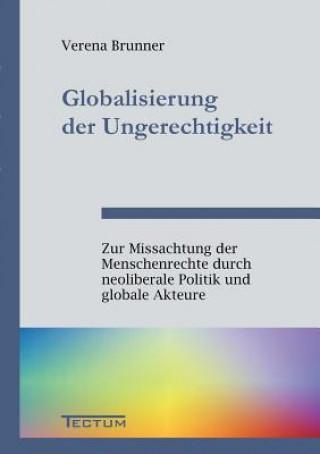 Globalisierung Der Ungerechtigkeit