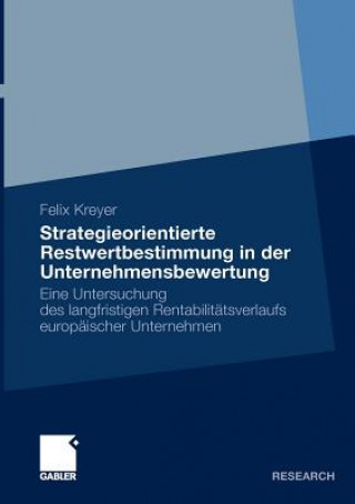 Strategieorientierte Restwertbestimmung in Der Unternehmensbewertung