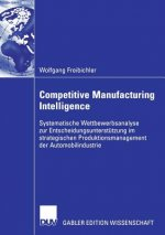 Competitive Manufacturing Intelligence