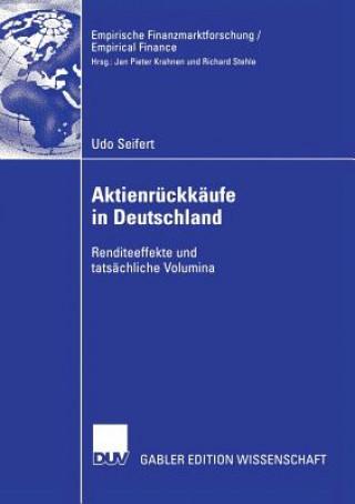 Aktienr�ckk�ufe in Deutschland