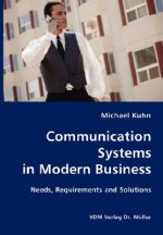 Communication Systems in Modern Business- Needs, Requirements and Solutions