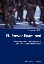Eu Power Examined- An Analysis of the Instigation of Esdp Military Operations