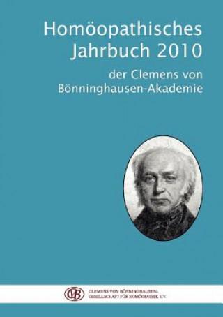 Homoeopathisches Jahrbuch 2010