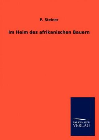 Im Heim Des Afrikanischen Bauern