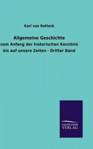 Allgemeine Geschichte