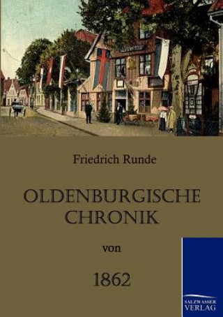 Oldenburgische Chronik Von 1862