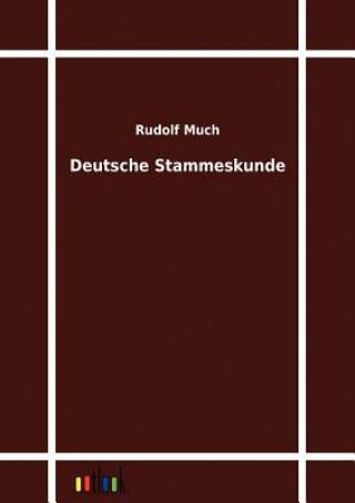 Deutsche Stammeskunde