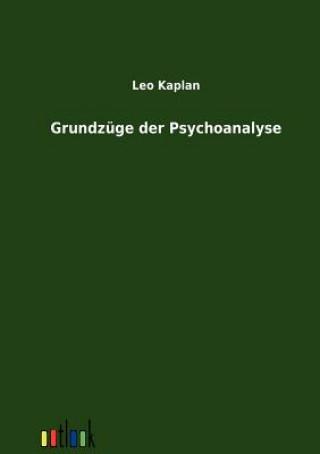 Grundzuge Der Psychoanalyse