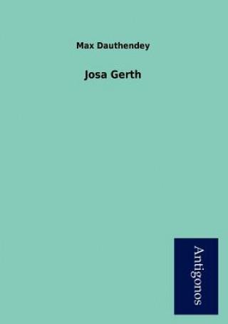 Josa Gerth