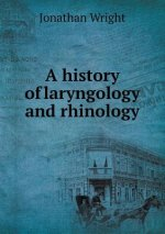 History of Laryngology and Rhinology