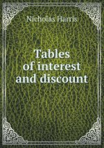 Tables of Interest and Discount